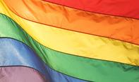 Rainbow flag lede