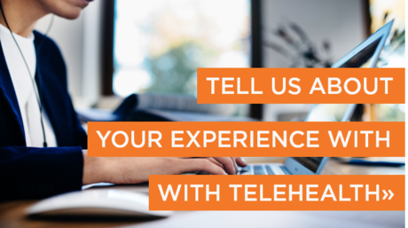 Tell us about telehealth   policy survey form update